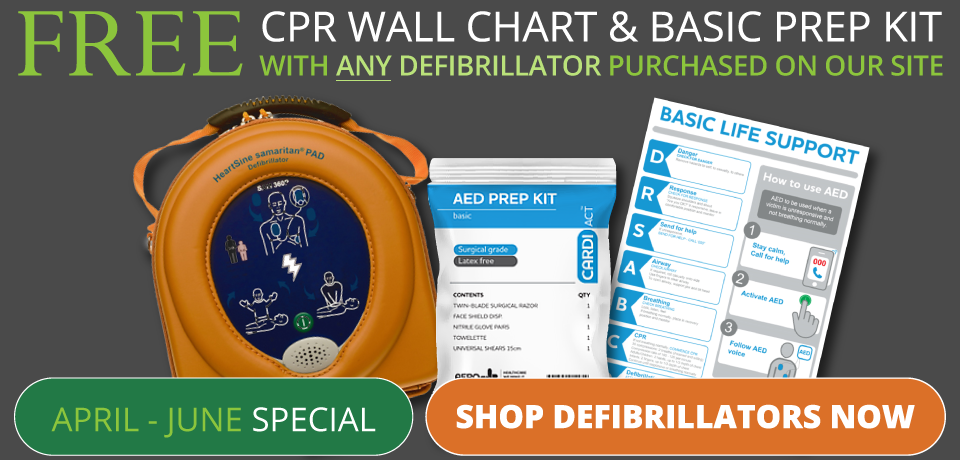 buy a defibrillator special 2020